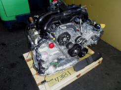 Двигатель в сборе. Subaru XV Двигатель FB20
