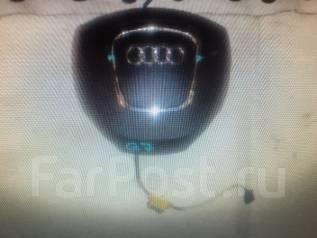 Подушка безопасности. Audi Q7, 4LB Двигатели: BAR, BUG, CTWA, CCFC, CJGD, CDVA, CNAA, CRCA, CJWB, CLZB, BTR, CJWC, CJTB, CJTC, CCFA, BHK