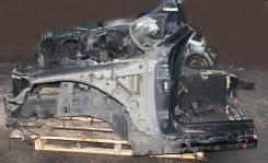 Передняя часть автомобиля. BMW 5-Series, E60