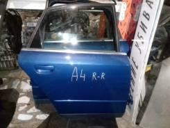 Дверь боковая. Audi A4, B7, B6