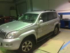 Toyota Land Cruiser Prado. 120, 1KD