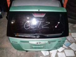 Дверь багажника. Hyundai Getz
