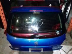 Дверь багажника. Peugeot 206