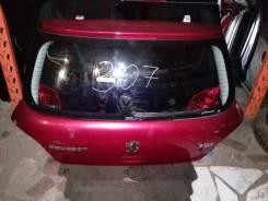 Дверь багажника. Peugeot 307, 3A/C, 3A, C