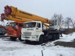 Ивановец КС-45717К-1. Продается Автокран Р на шасси Камаз, 25 000 кг., 31 м.