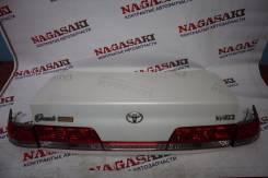 Крышка багажника. Toyota Mark II, JZX105, LX100, JZX100, GX100, JZX101
