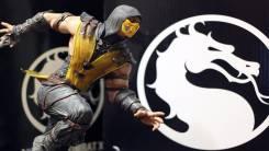 Фигурка Scorpion Mortal Kombat X. центр, приставкин