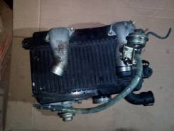 Радиатор интеркулера. Subaru Legacy, BE5, BH5 Двигатель EJ208