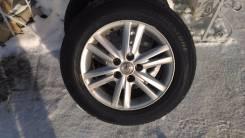 Комплект колес 215/60/16 Toyota Mark X. 7.0x16 5x114.30 ET50 ЦО 60,1мм.