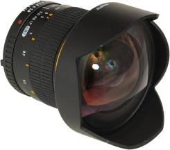 Широкоугольный объектив Samyang 14mm f2.8 ED AS IF UMC AE Nikon F. Для Nikon