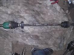Привод. Mazda Familia Двигатель ZL