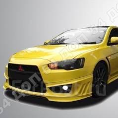 Обвес кузова аэродинамический. Mitsubishi Lancer, CY, CY3A, CY1A Двигатели: 4B11, 4B10, 4A92. Под заказ