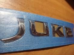 Эмблема. Nissan Juke Двигатели: HR16DE, MR16DDT, K9K