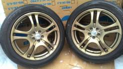 Sparco. 7.5x18, 5x100.00, ET48, ЦО 71,1 мм.