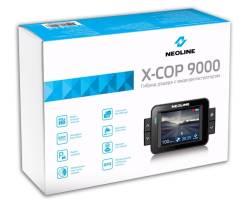 Радар-детектор Neoline X-COP 9000 с видеорегистратором Sony Sensor