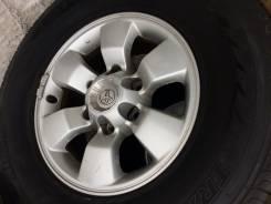 Toyota. 7.0x16, 6x139.70, ET30, ЦО 105,0мм.
