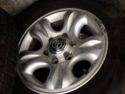 Toyota. 7.0x16, 6x139.70, ET22, ЦО 105,0мм.