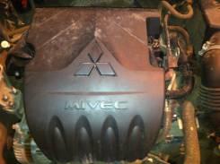 Двигатель. Mitsubishi Lancer X Mitsubishi MT