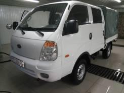 Kia Bongo III. Продаю хороший и надежный двухкабинник KiaBongo 3, 2 900 куб. см., 1 000 кг.
