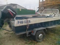 Казанка-5М2. Год: 2013 год, двигатель подвесной, 50,00л.с., бензин