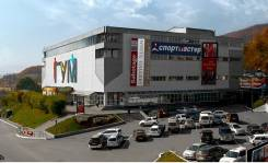 Торговая площадь в ТЦ в Находке. 150 кв.м., проспект Находкинский 60, р-н Рыбный порт