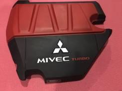 Крышка двигателя. Mitsubishi Lancer Evolution