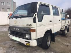Toyota Hiace. Продается грузовик Hiace 94 г. 4WD, 2 500 куб. см., 1 250 кг.