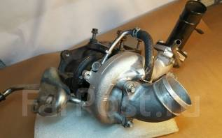 Турбина. Mitsubishi Lancer Evolution