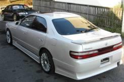 Обвес кузова аэродинамический. Toyota Chaser, GX100, SX100, JZX90, LX100, JZX100. Под заказ