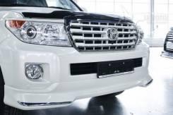 Обвес кузова аэродинамический. Toyota Urban Cruiser Toyota Land Cruiser