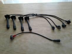 Высоковольтные провода. Toyota Corsa, EL43, EL44 Toyota Cynos, EL44 Двигатель 5EFHE