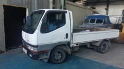 Mitsubishi Canter. ММС Кантер, 2 835 куб. см., 1 500 кг.
