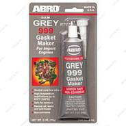 Герметик прокладок GREY 999 Gsket MAKER серый 312г SSS-999 ABRO