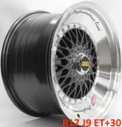 BBS Super RS. 9.0x17, 4x100.00, 4x114.30, ET30, ЦО 73,1мм.