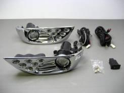 Линза фары. Toyota Land Cruiser Prado, RZJ120W, KDJ120W, KDJ121W, TRJ125W, VZJ121W, VZJ125W, GRJ120W, KDJ125W, RZJ125W, GRJ121W. Под заказ