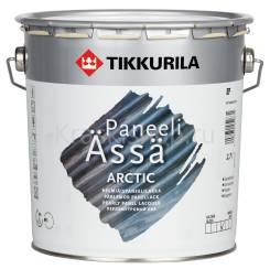 Лак Tikkurila PANEELI-ASSA ARCTIC 2.7 л (Тиккурила)
