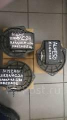 Мотор печки. Nissan: Ambulance, Presage, Elgrand, Serena, Bassara Двигатели: VG33E, VQ35DE, ZD30DDT, KA24DE, QR25DE, VQ30DE, YD25DDT, QD32ETI, ZD30DDT...