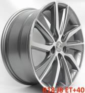Lexus. 8.0x18, 5x114.30, ET40, ЦО 60,1мм.
