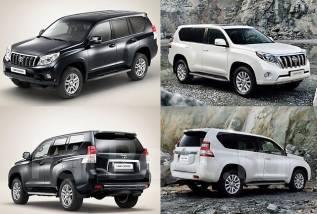 Кузовной комплект. Toyota Land Cruiser Prado, GDJ150, GDJ150L, GDJ150W, GRJ150, GRJ150L, GRJ150W, KDJ150, KDJ150L, LJ150, TRJ150, TRJ150W Двигатели: 1...