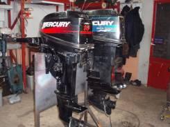 Mercury. 10,00л.с., 2х тактный, бензин, нога S (381 мм), Год: 2002 год
