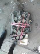 Радиатор охлаждения двигателя. Toyota Noah, AZR60