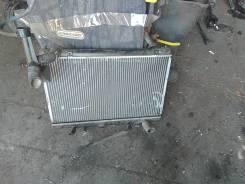 Радиатор охлаждения двигателя. Mazda Demio, DY3W