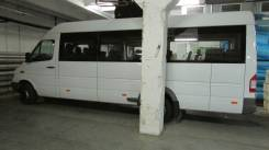 Mercedes-Benz Sprinter 411 CDI. Мерседес-Bens-Sprinter 411 CDI, 2 150 куб. см., 20 мест