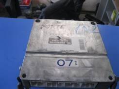 Блок управления двс. Toyota Porte, NNP11 Двигатель 1NZFE