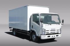 Isuzu. Фургон изотермический ELF 7.5 Normal 4X4 (NPS75L-K), 5 200 куб. см., 4 000 кг. Под заказ