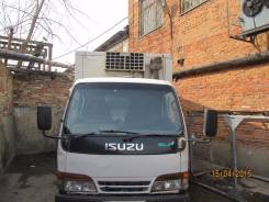 Isuzu Elf. Продается грузовой рефрижератор Isuzu ELF, 4 300 куб. см., 2 000 кг.