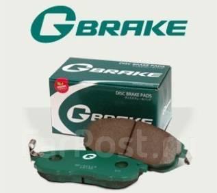 Колодки тормозные дисковые. Subaru Forester, SG5 Subaru Impreza, GD9, GDC, GDD, GG2, GG3, GG9, GGC, GGD Двигатели: EJ203, EJ205, EJ152, EJ154, EJ204