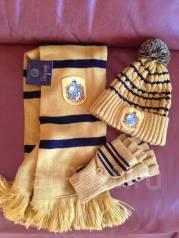 Шарф перчатки шапка Гарри Поттер