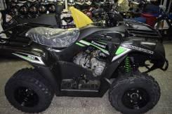 Kawasaki KVF 300. исправен, есть птс, без пробега
