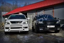 Обвес кузова аэродинамический. Lexus RX330 Lexus RX350, GSU30, GSU35 Lexus RX400h Toyota Harrier, GSU35, GSU31, GSU30, GSU35W, MCU35W, MCU31, MCU30W...